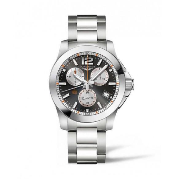 Longines Conquest chronograph  41 MM roland garros edicion especial