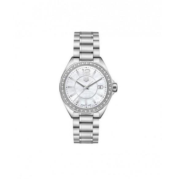 TAG HEUER FORMULA 1 lady diamonds acero 32 mm