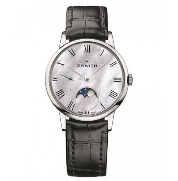 ZENITH ELITE LADY MOONPHASE 36 MM.