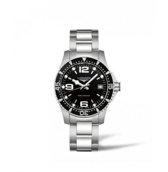 Longines Hydroconquest  34 MM NEGRO