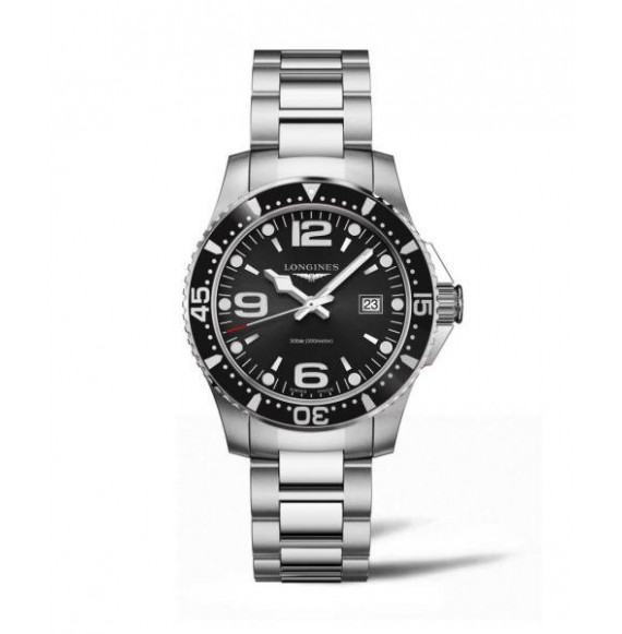Longines Hydroconquest  39 MM negro