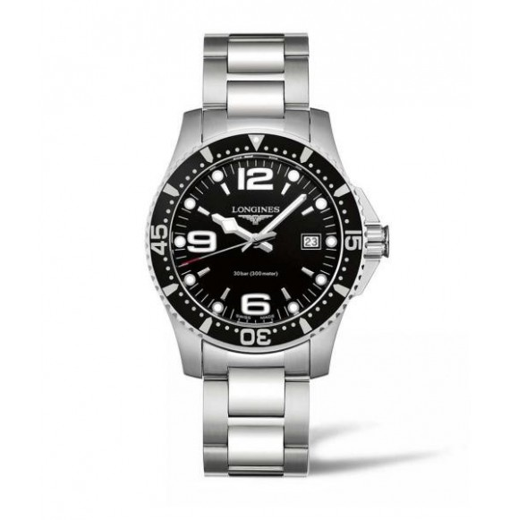 Longines Hydroconquest  41 MM negro