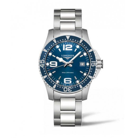 Longines Hydroconquest  41 MM azul