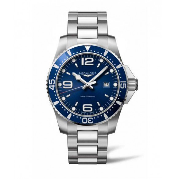 Longines Hydroconquest  44 MM azul