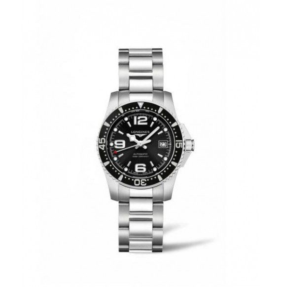 Longines Hydroconquest  29.50MM automatic negro