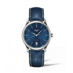 longines master collection 38.50 mm azul