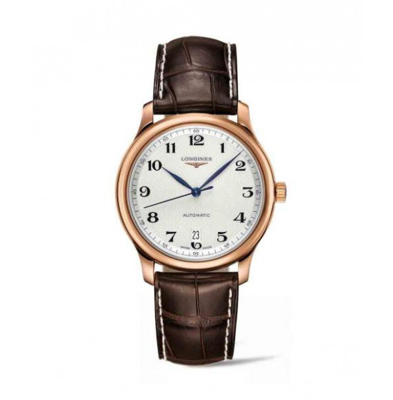 longines master collection 38.50 mm oro rosa