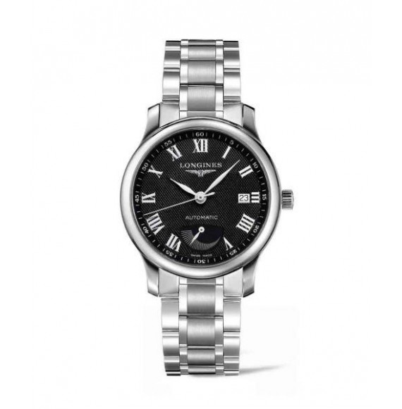 longines master collection 38.50 mm negro