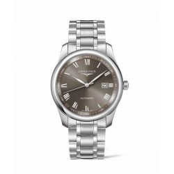 Longines master collection 40 mm gris