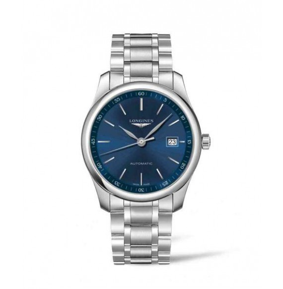 Longines  Master collection 40 mm. Azul
