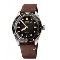 Oris diver sixty five 40 mm