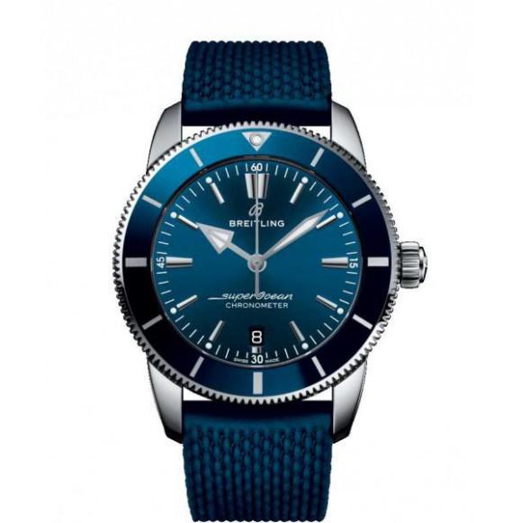 breitling Superocean Héritage II B20 Automatic 44 azul