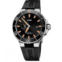 Oris Aquis Small Second, Date
