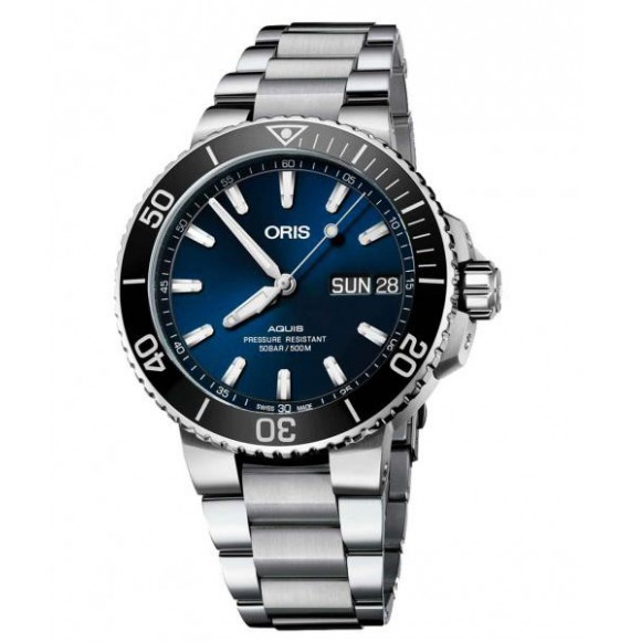 oris Aquis Big Day Date 45,5 mm