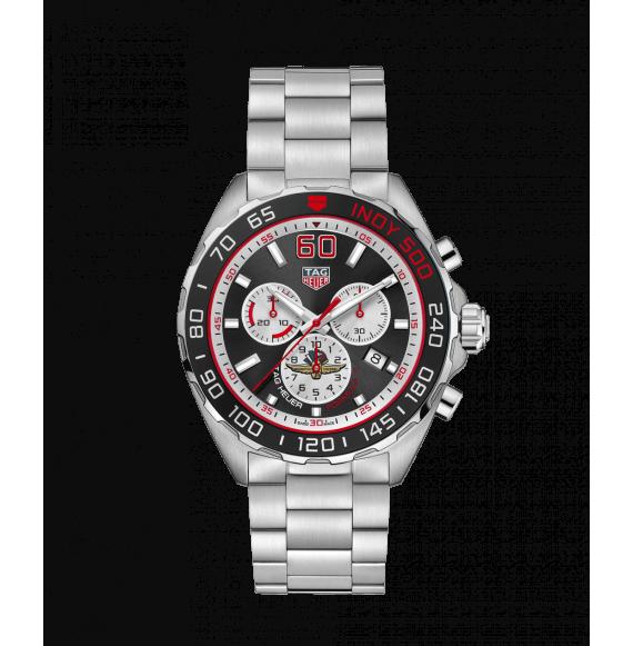 Reloj Tag Heuer Fórmula 1 CAZ101V.BA0842 cuarzo de acero satinado para hombre