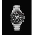 Reloj  Tag Heuer Carrera CBM2110.BA0651 automático de acero satinado para hombre