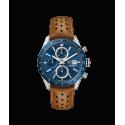 Reloj Tag Heuer Carrera Calibre 16 automático con cronógrafo de acero para hombre