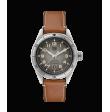 Reloj Tag Heuer Autavia Isograph WBE5111.FC8267 automático con correa marrón para hombre