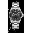 Reloj Longines HydroConquest ceramico L3.781.4.56.6 automático de acero inóxidable para hombre.