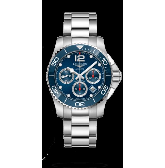 Reloj Longines Hydroconquest L3.783.4.96.6  automático de acero inoxidable para hombre