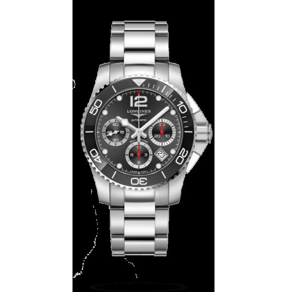 Reloj Longines Hydroconquest L3.783.4.56.6 automático de acero inoxidable para hombre