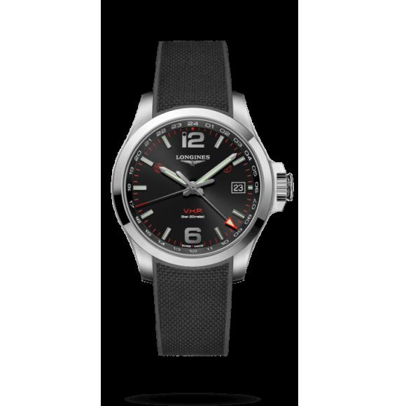 Reloj Longines Conquest V.H.P L3.718.4.56.9 cuarzo de acero inoxidable para hombre