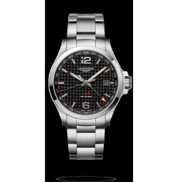Reloj Longines Conquest V.H.P L3.728.4.66.6 cuarzo de acero inoxidable para hombre