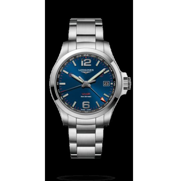 Reloj Longines Conquest V.H.P L3.718.4.96.6 cuarzo de acero inoxidable para hombre