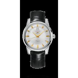 Reloj Longines Conquest Heritage automático de acero para hombre