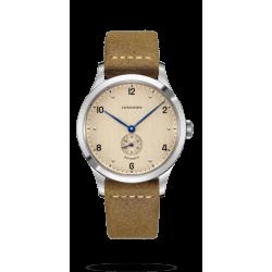 Reloj Longines Heritage 1945 automático de acero para hombre
