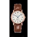 Reloj Longines Présence Heritage automático de oro rosa unisex