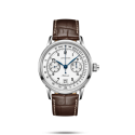 Reloj Longines Heritage Column-Wheel Single Push-Piece Chronograph automático para hombre