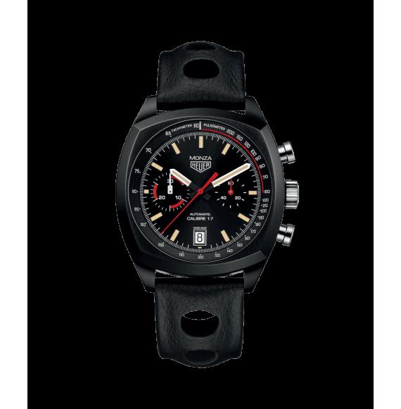 Reloj Edición Especial 40 aniversario Tag Heuer Heritage Monza CR2080.FC6375 automático con cronógrafo para hombre