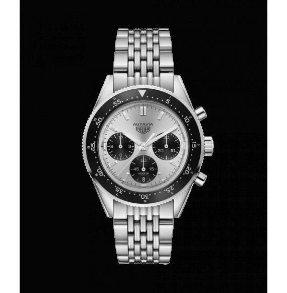 Reloj Tag Heuer Autavia CBE2111.BA0687 automático con cronógrafo de edición especial Jack Heuer para hombre