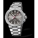 Reloj Oris Aquis Date Relief automático de acero para hombre