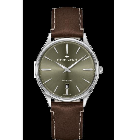 Thinline Acero Jazzmaster Hamilton Reloj Para Auto Hombre H38525561 PuwXTOikZ
