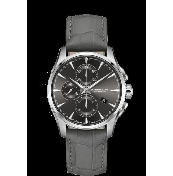 Reloj Hamilton Jazzmaster Auto Chrono H32586881 acero inoxidable hombre