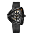Reloj Hamilton Ventura Skeleton Auto Edición Limitada H24595331 acero hombre