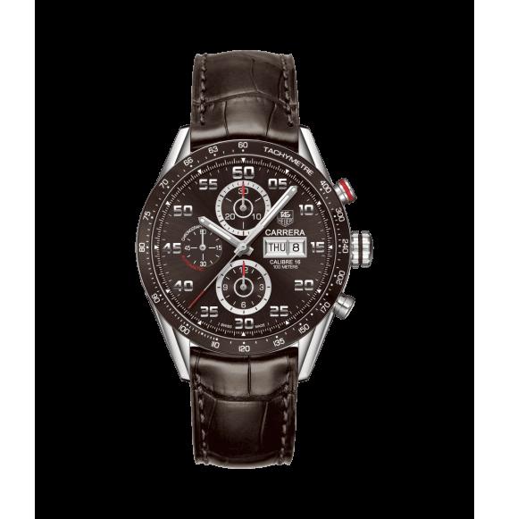Reloj Tag Heuer Carrera Calibre 16 Day-Date CV2A1S.FC6236 automático con cronógrafo para hombre