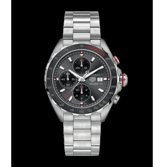 Reloj Tag Heuer Formula 1 Calibre 16 CAZ2012.BA0876 automático con cronógrafo de hombre