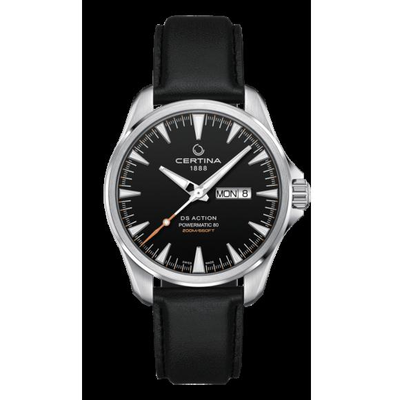 Reloj Certina Aqua DS Action Day-Date Powematic 80 C032.430.16.051.00 Automático de acero para hombre