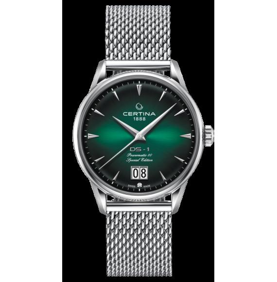Reloj Certina Urban DS-1 Big Date Powermatic 80 Special Edition C029.426.11.091.60 Automático para hombre