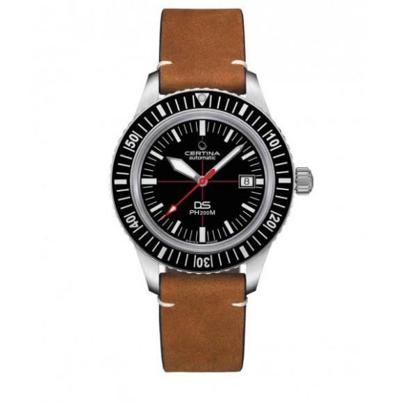 Reloj Certina Heritage DS PH200M C036.407.16.050.00 Automático de acero para hombre