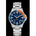 Reloj Hamilton Khaki Navy Scuba Automático de acero para hombre