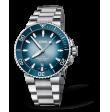Reloj Oris Aquis Lake Baikal Limited Edition 01 733 7730 4175-Set automático de acero para hombre