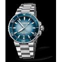 Reloj Oris Aquis Lake Baikal Limited Edition automático de acero para hombre