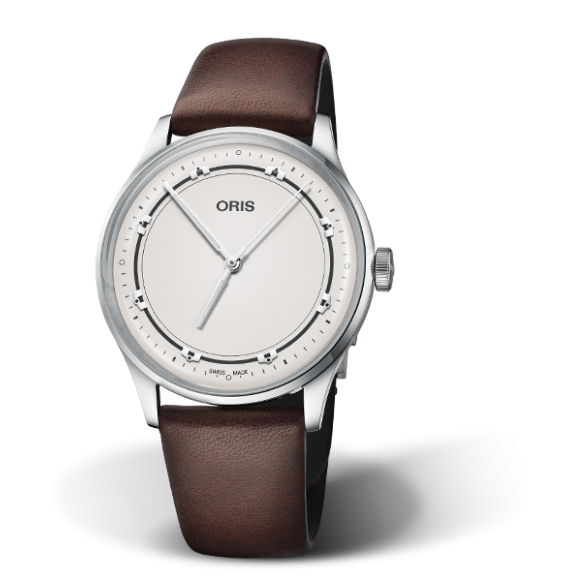 Reloj Oris Artelier Art Blakey Limited Edition 01 733 7762 4081-Set automático de acero para unisex