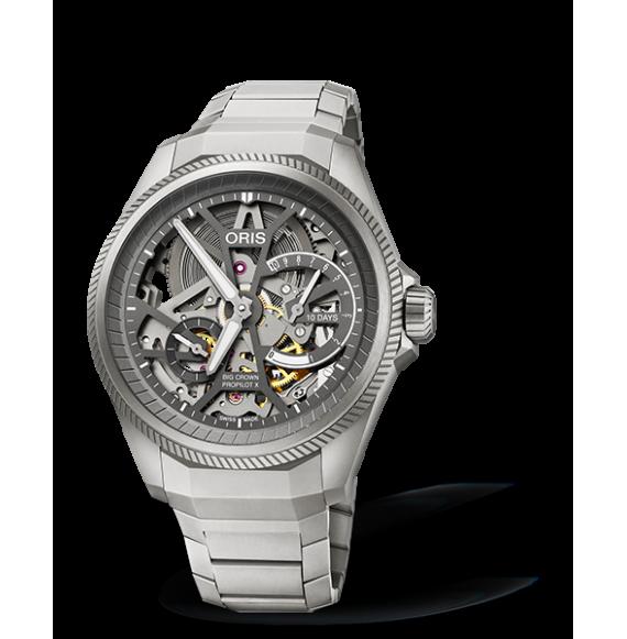 Reloj Oris Big Crown ProPilot X Calibre 115 01 115 7759 7153-Set7 22 01TLC de titanio para hombre