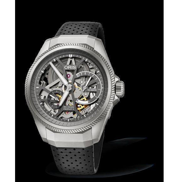 Reloj Oris Big Crown ProPilot X Calibre 115 01 115 7759 7153-Set5 22 04TLC de titanio para hombre