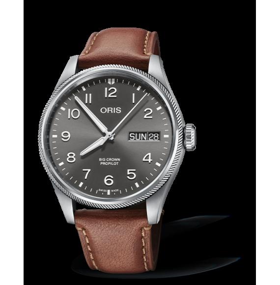 Reloj Oris Big Crown ProPilot Big Day Date 01 752 7760 4063-07 5 22 07L Cautomático para hombre